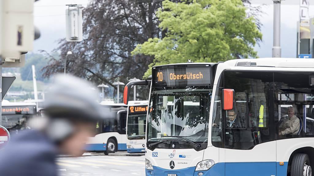 VVL bewilligt 1,2 Millionen Franken für E-Bus-Ladestationen