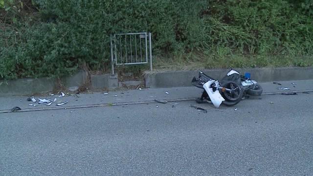 Nach Unfall: Schwere Vorwürfe gegen Philipp Müller (12.9.2015)