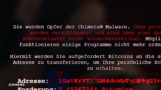 Schweiz von Cyber-Angriff bisher  verschont