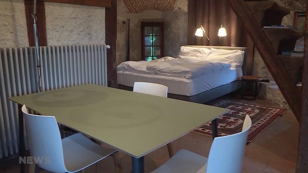 Berner Pop-up Hotels sind total im Trend