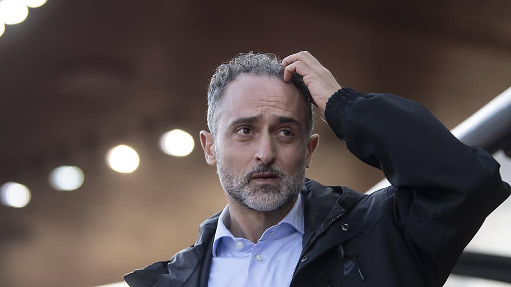 Zürichs Cheftrainer Massimo Rizzo muss sich für den Saisonendspurt etwas ausdenken