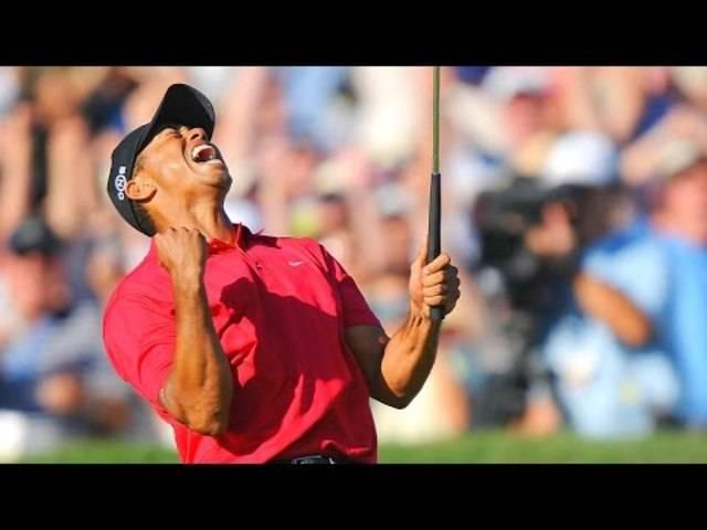 Die besten 9 Schläge von Tiger Woods