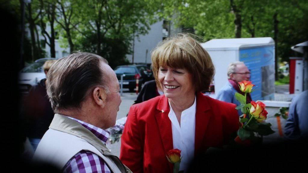 Henriette Reker wird neue Oberbürgermeisterin von Köln.