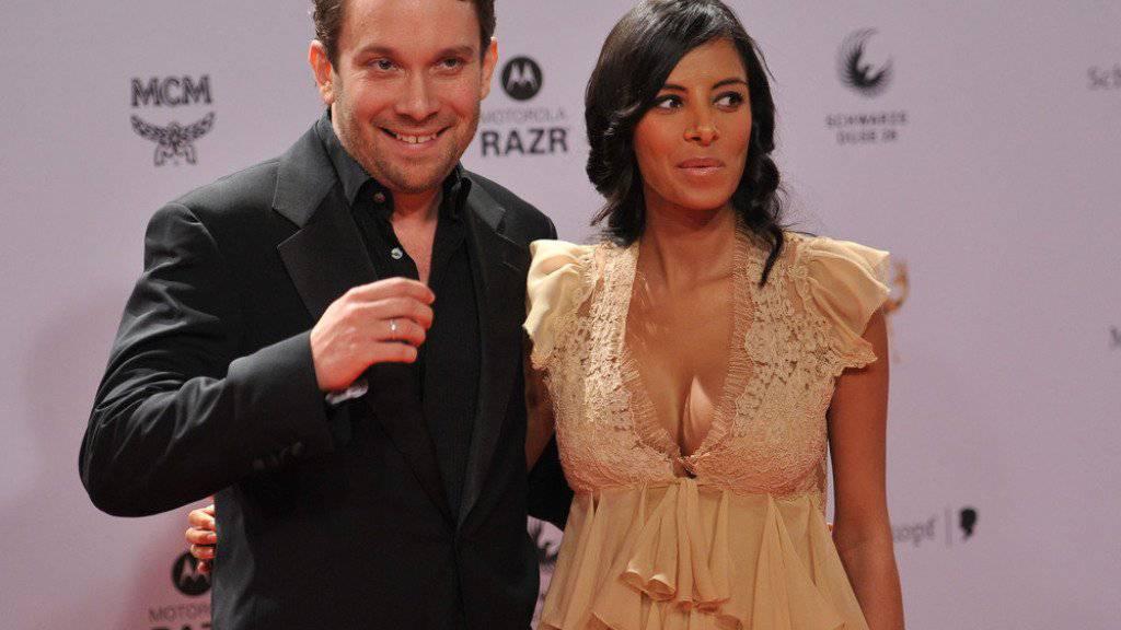 Schauspieler Christian Ulmen liebt Ehefrau Collien Fernandes nicht nur, aber auch, aus eigennützigen Gründen: Sie und ihre Kinder sollen später einmal seinen Rollstuhl schieben. (Archivbild)