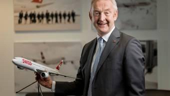 Swiss-CEO Thomas Klühr tritt nach vier Jahren von seinem Amt als CEO der zurück.