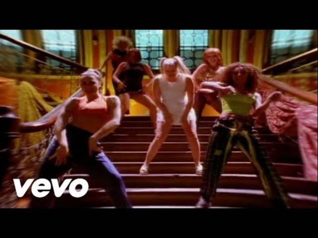 Das Original: Die Spice Girls mit «Wannabe»