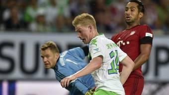 Kevin De Bruyne überrascht mit Wolfsburg Bayern München