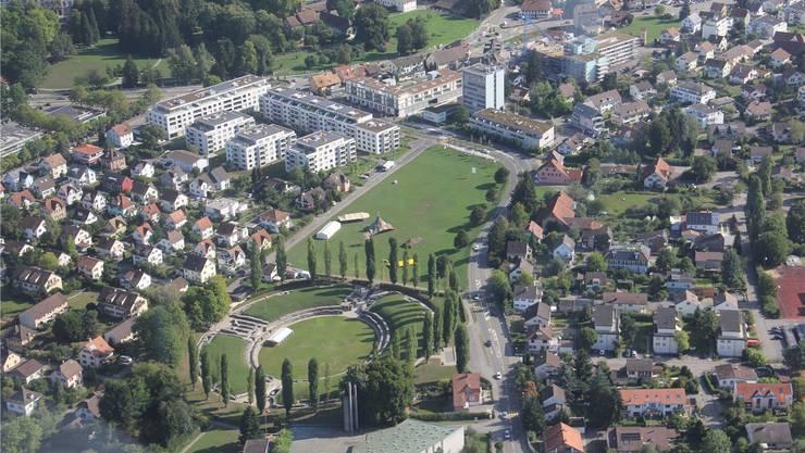 Das Amphitheater in Windisch gilt als grösste Anlage dieser Art in der Schweiz. Die Verkaufspläne des Bundes sorgten letztes Jahr für Wirbel. Claudia Meier