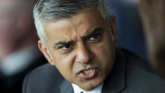 Plädiert für eine neue Brexit-Abstimmung: der Londoner Bürgermeister Sadiq Khan.