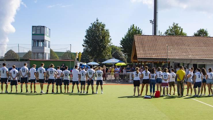 Vorstellung Teams NLA Damen und Herren