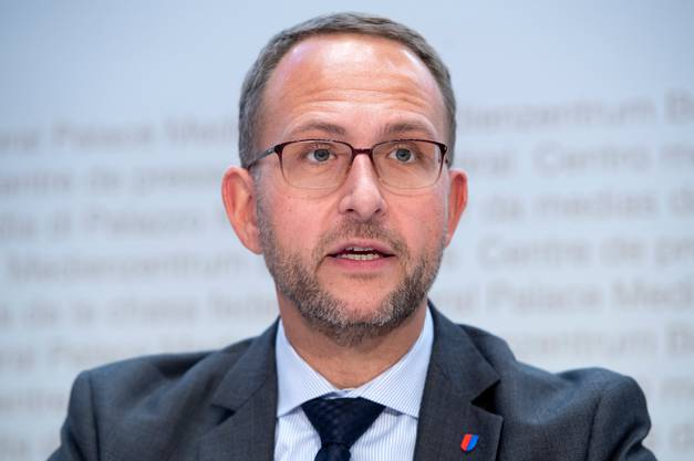 Der Tessiner Sicherheitsdirektor Norman Gobbi.
