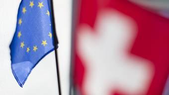 Die EU-Staaten bedauern, dass der Bundesrat das institutionelle Rahmenabkommen nicht schon im letzten Dezember ins Parlament geschickt hat. Dies geht aus einem Entwurf der EU-Schlussfolgerungen hervor. (Symbolbild)