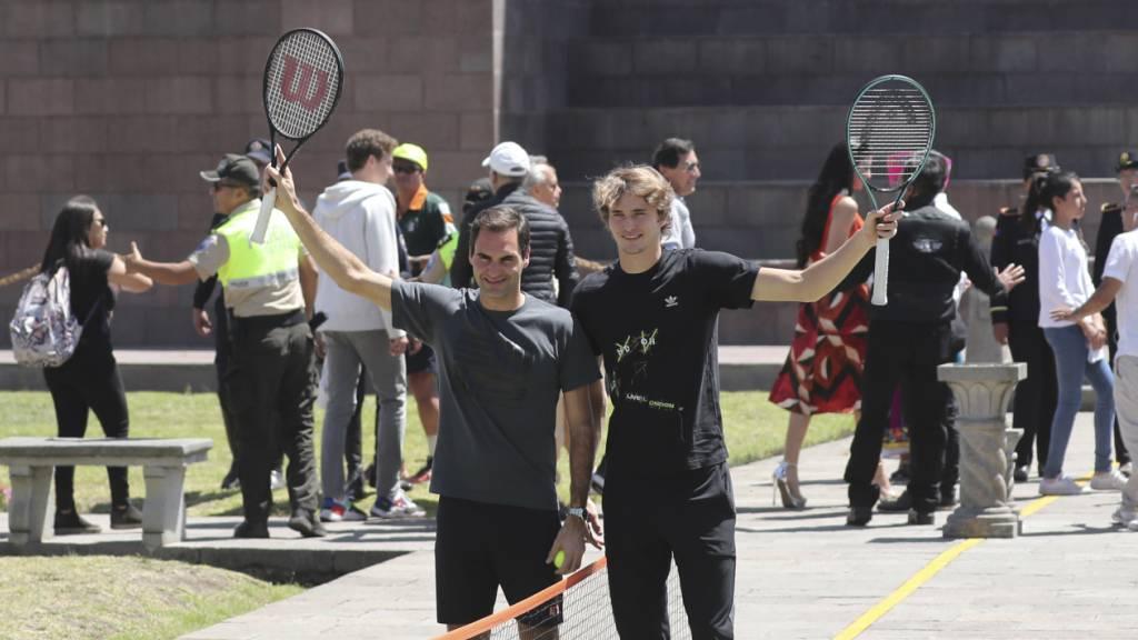 Federer bezwingt Zverev erneut