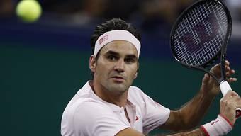 In Tenniscenter Paradies in Allschwli bereiten sich Roger Federer und co. auf die Swiss Indoors vor.