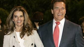 Über fünf Jahre nach ihrer Trennung sind Maria Shriver und Arnold Schwarzenegger immer noch verheiratet. Und dabei soll es offenbar auch bleiben. (Archivbil)