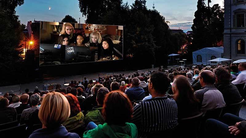 Wettbewerb: OpenAir Kino Aarau