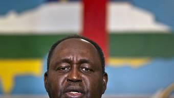 Der Präsident der Zentralafrikanischen Republik François Bozizé (Archiv)