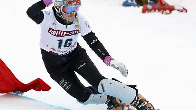 Julie Zogg übernimmt Leaderposition im Weltcup