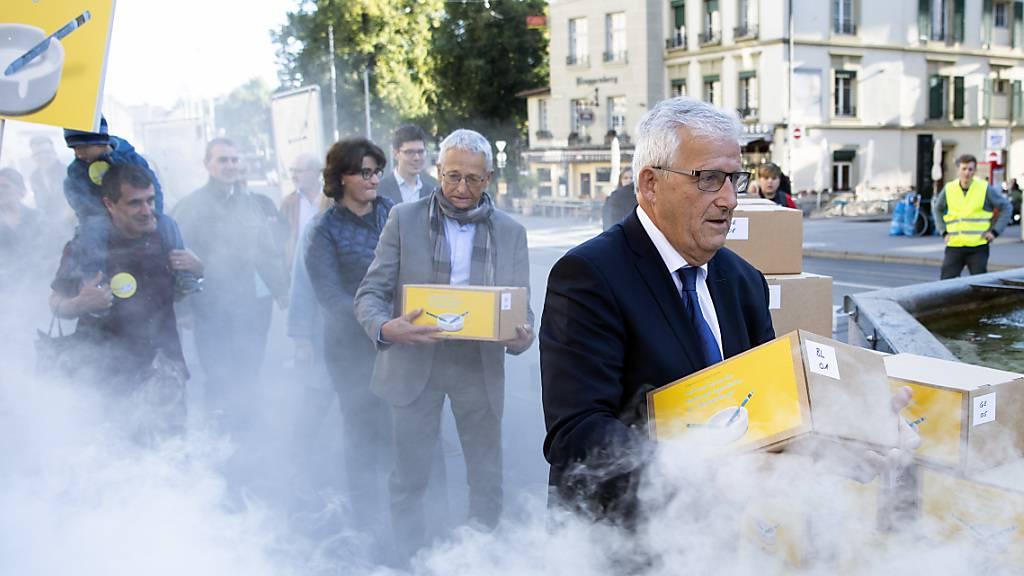 Bundesrat will Tabakwerbungs-Initiative zuvorkommen
