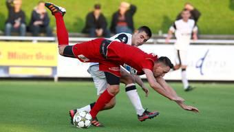 Die Black Stars empfangen zum Saisonauftakt den FC Baden. (Archivbild)