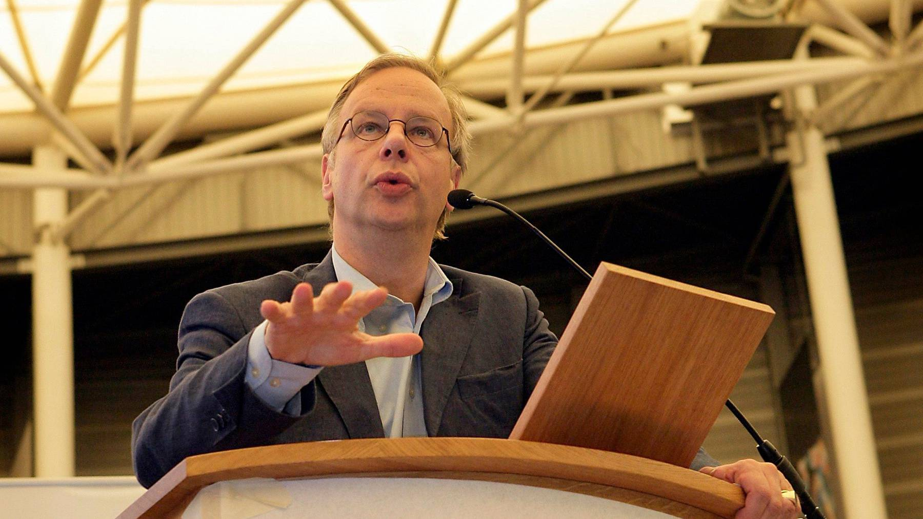 Seit einem Jahrzehnt präsidiert Andreas Burckhardt den Verwaltungsrat der Bâloise Holding. Nun will er kürzer treten.