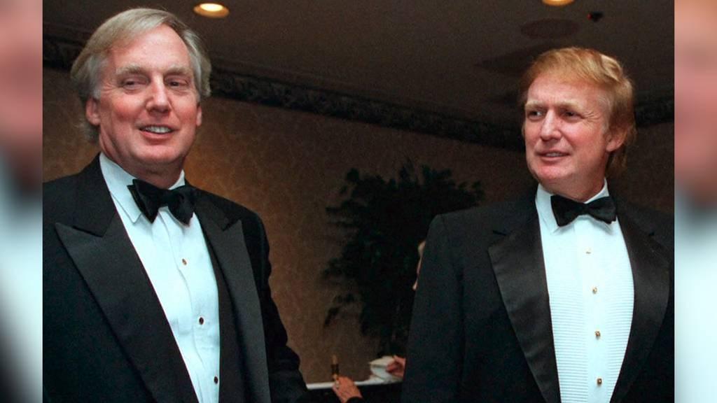 Donald Trumps Bruder Robert ist tot - «Er war mein bester Freund»