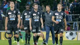 Liveticker: Fussball, Challenge League, 8.Runde, FC Aarau - Stade Lausanne-Ouchy (24.09.19)
