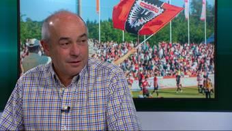 Ist der Weg noch lang oder das Ende vielleicht schon nah? Sportreporter Sebastian Wendel diskutiert mit Ressortleiter Urs Helbling die Aarauer Stadionwirren.