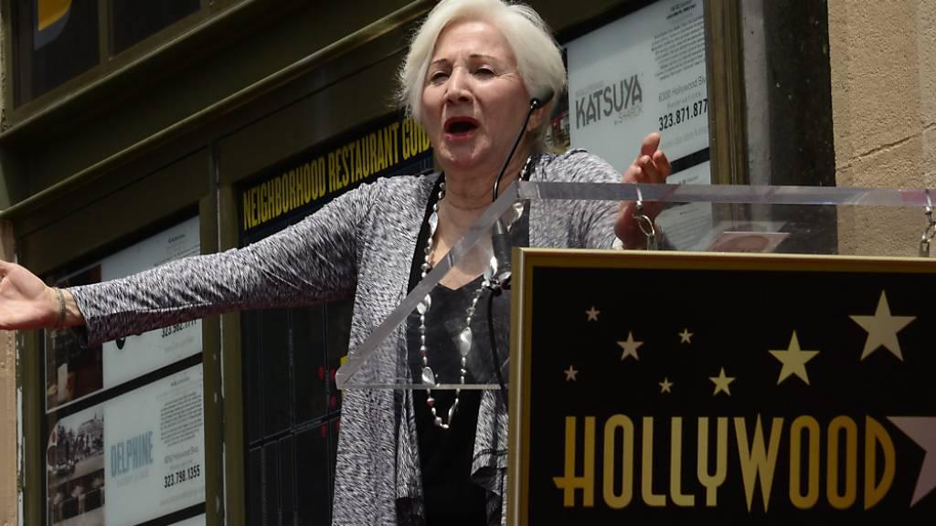 US-Schauspielerin und Oscar-Gewinnerin Olympia Dukakis ist tot