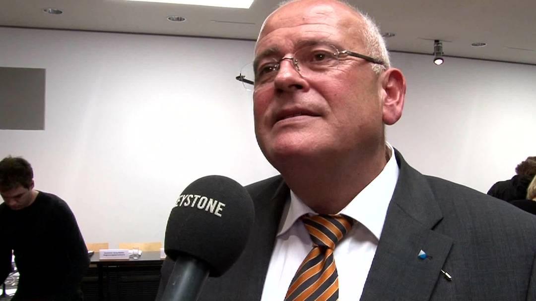 Der Zürcher Regierungspräsident Markus Kägi zur scharfen Kritik der PUK zur BVK-Affäre. Er weist den Vorwurf der Hauptverantwortung weit von sich.