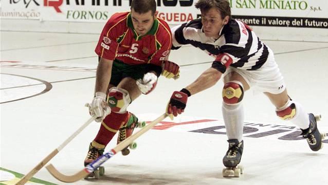 Jan Velte (rechts) hat an sechs Weltmeisterschaften teilgenommen.