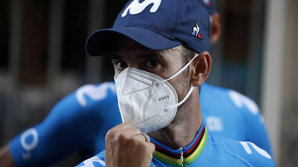 41-jähriger Valverde gehört noch immer zu den Mitfavoriten