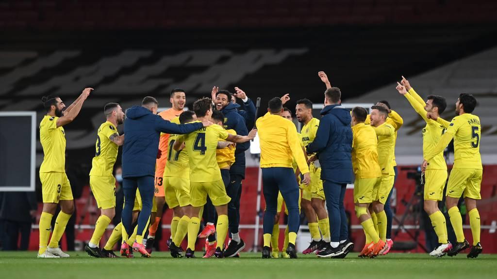 Villarreal verhindert zweiten englischen Final