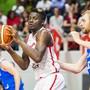 """Clint Capela führte das Schweizer Basketball-Nationalteam in die """"reguläre"""" EM-Qualifikation"""