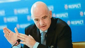 Gianni Infantino kritisiert LFP