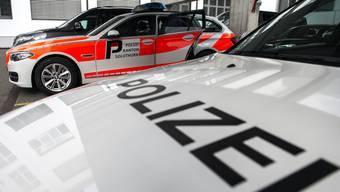 Dienstwagen der Kantonspolizei Solothurn. (Symbolbild)