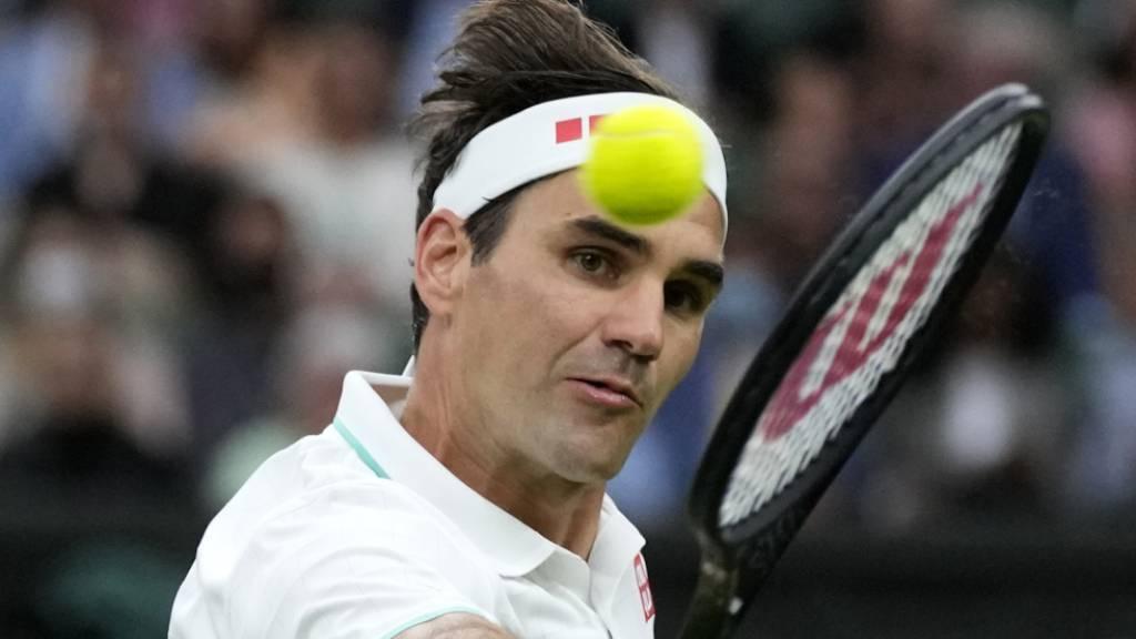 Federer am frühen Abend gegen Gasquet