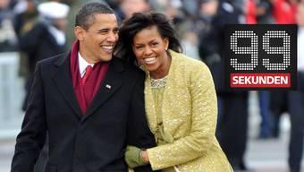 Barack und Michelle Obama werden Filmstars, Meghans Neffe mit Messer vor Club erwischt und Polizei büsst 21 Familien wegen Schulschwänzens.