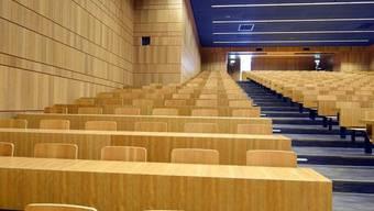 Blick in einen Hörsaal der PH Zürich (Symbolbild)