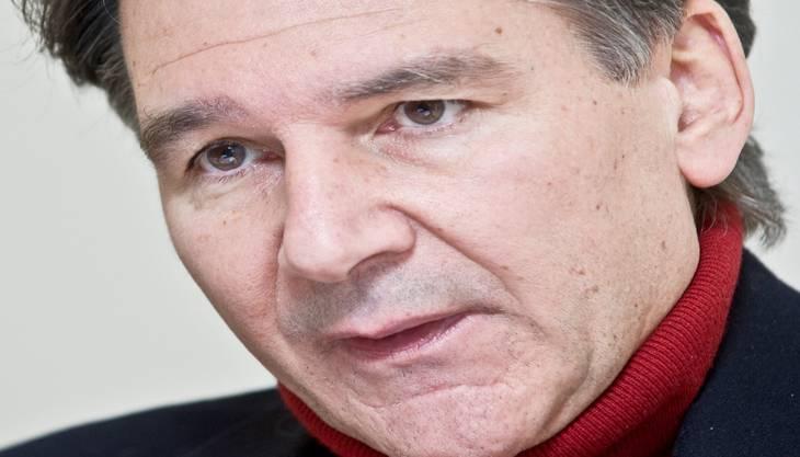 Stehende Ovation für Bertschmann: Er hört altershalber auf.
