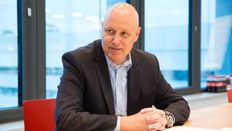 «Ich sehe meiner neuen Aufgabe an der Spitze der Migros Aare mit gesundem Respekt entgegen», so Anton Gäumann.