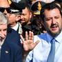 Hält an Klage gegen Kapitänin Rackete fest: Innenminister Matteo Salvini.