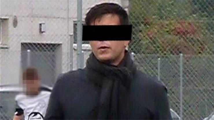 Thomas N. wollte im Mai 2016 eine Familie im Kanton Solothurn umbringen, er zog aber wieder ab.