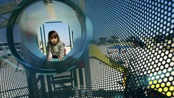 Es soll ein neuer Kinderspielplatz entstehen. (Symbolbild)