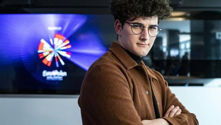 Gjon's Tears, hätte die Schweiz am Eurovision Song Contest 2020 vertreten sollen - dieser wurde nun wegen der Corona-Pandemie abgesagt. (Archiv)