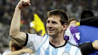 Deutschland hat viele Trümpfe, Argentinien hat Messi
