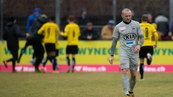 Fussball, Challenge League, 20. Runde, FC Aarau – FC Schaffhausen