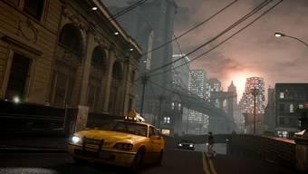 Einmal Taxifahrer in New York sein: Im Kultspiel «Grand Theft Auto IV» (erschienen 2008) ist das und noch vieles mehr möglich. ho