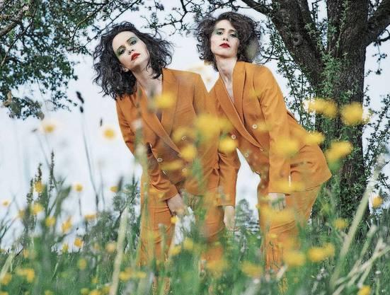 Eclecta: Marena Whitcher und Andrina Bollinger machen verspielten, lustvollen Avantgarde-Pop.