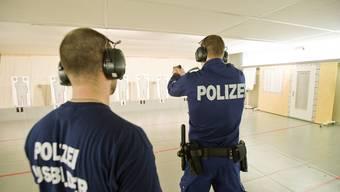 Polizeiausbildung Kanton Solothurn